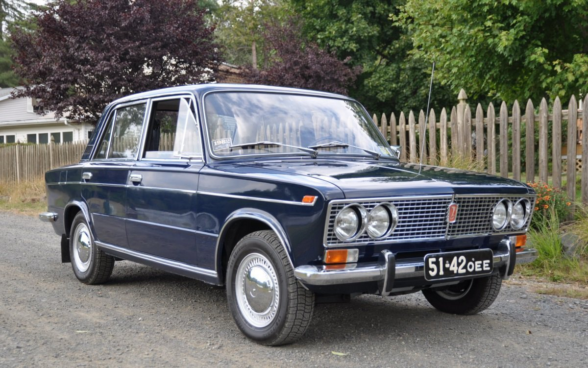New Review 1982 Vaz 21033 – Lada 1300 For The Soviets The On This Month