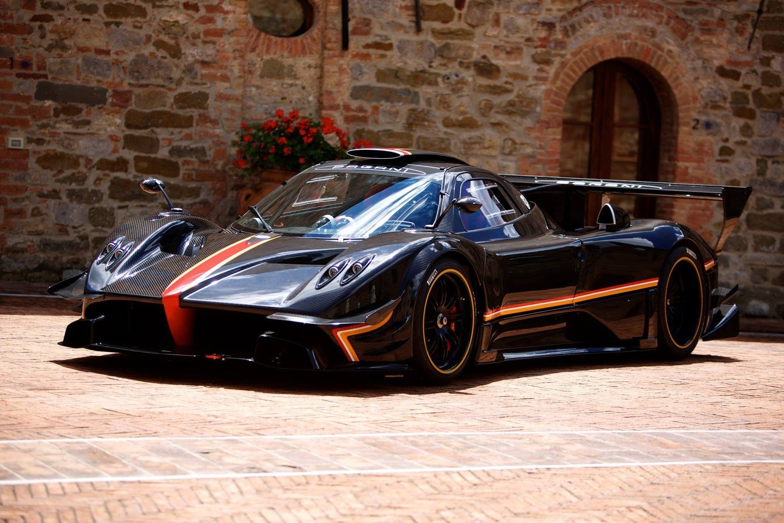New Pagani Zonda Revolution The Last Zonda Details And Pictures On This Month