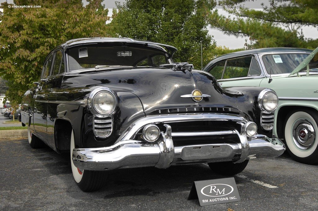 New 1950 Oldsmobile Ninety Eight Conceptcarz Com On This Month