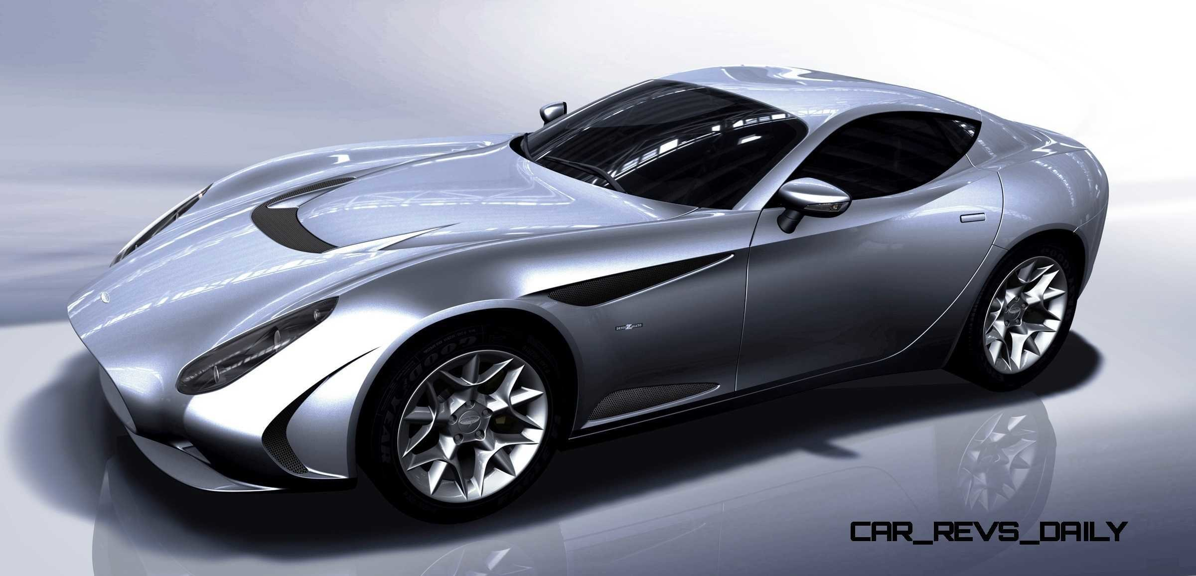 New 2012 Ac 378Gt By Zagato On This Month
