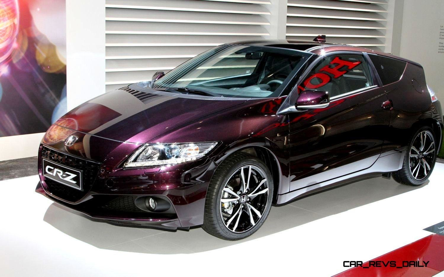 New 2014 Honda Cr Z Buyers Guide Colors Prices Specs And On This Month