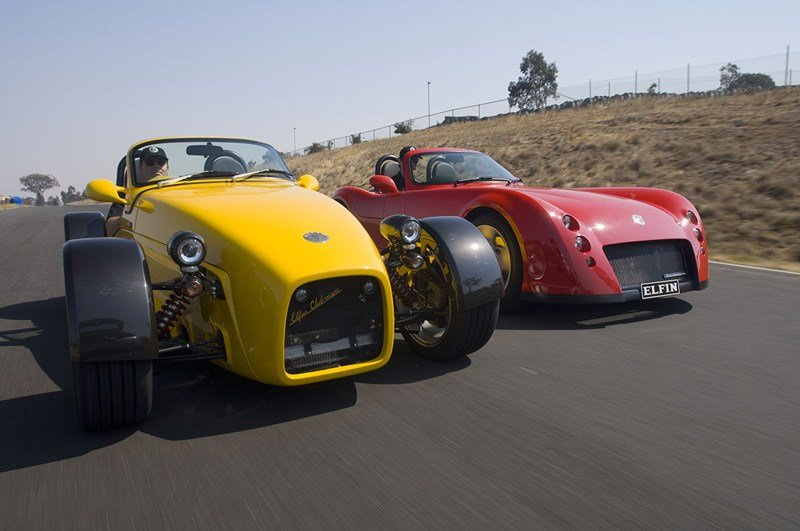 New Elfin Sports Cars Pricing On This Month