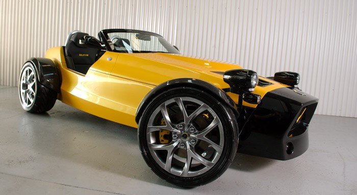 New Elfin Sports Cars Elfin T5 On Top Gear Australia On This Month