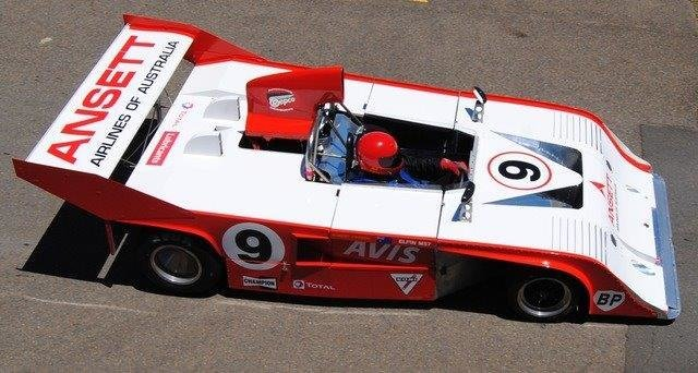 New 1974 Elfin Ms7 Repco Holden 5 Litre Sports Car On This Month