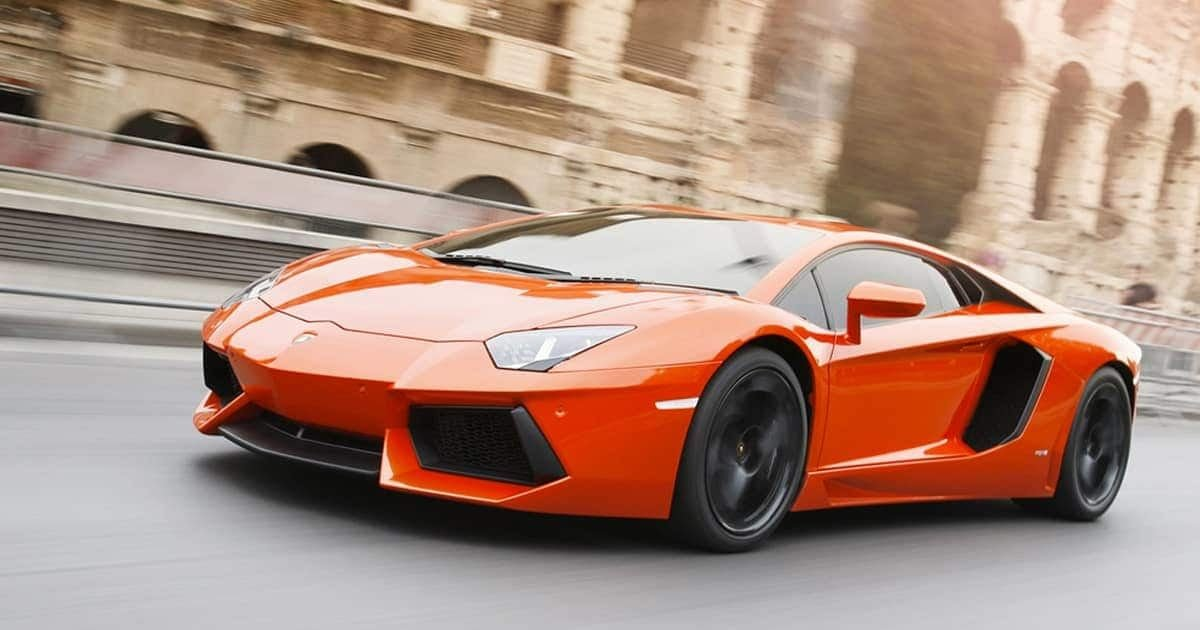 New Lamborghini Aventador Coupè Technical Specifications On This Month