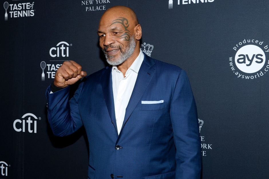NEW YORK, NEW YORK – AUGUST 22: Mike Tyson attends the Citi Taste Of Tennis on August 22, 2019 in New York City. (Photo by Noam Galai/Getty Images for AYS Sports Marketing)