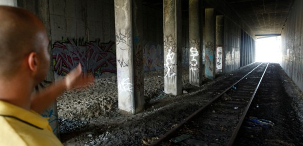 Cinehack Tunnel