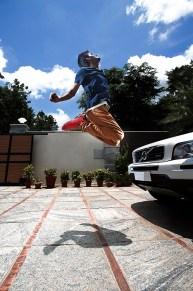 Lechal leap for joy.