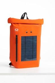 O-range solar backpack 2