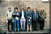 Fat White Family line up.