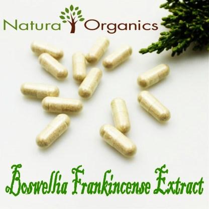 Frankincense capsules