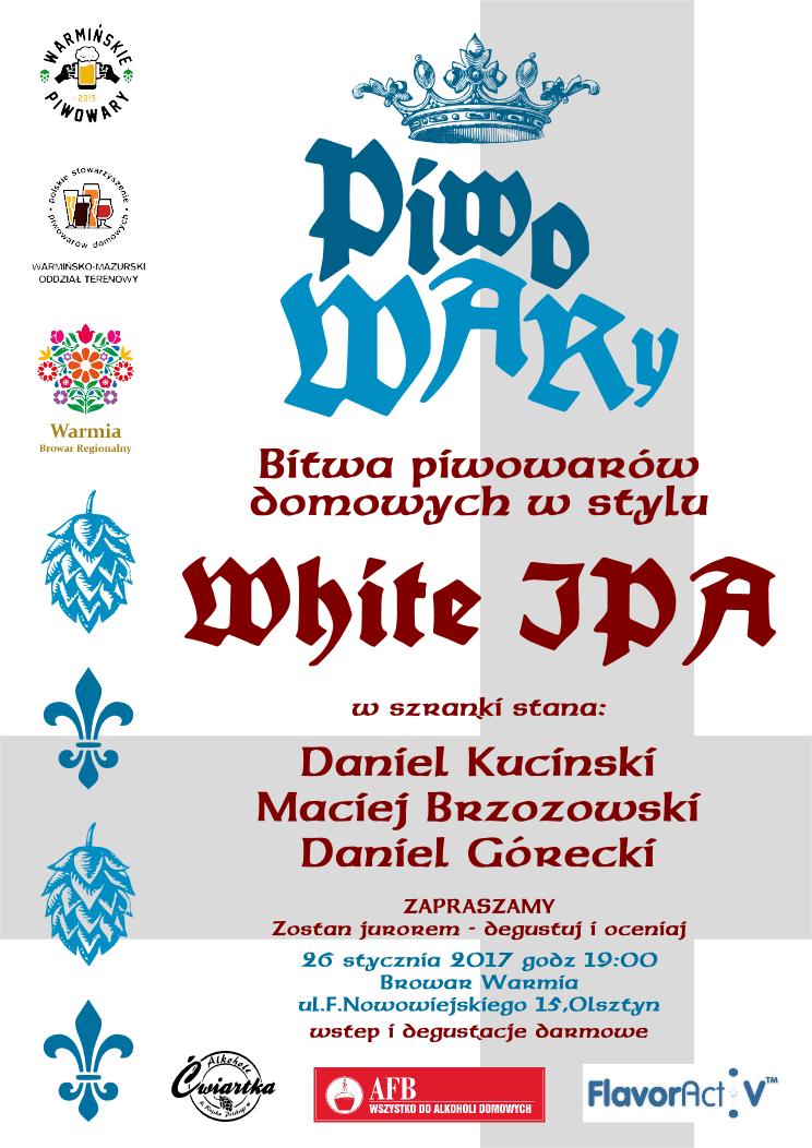 PiwoWARy White IPA