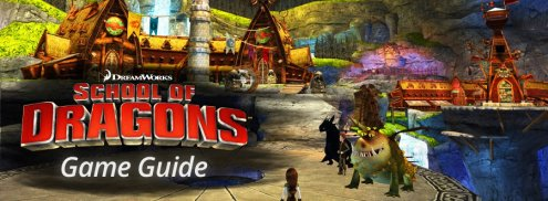 Game Guide   Play Online Dragon Games   School of Dragons School of Dragons Game Guide