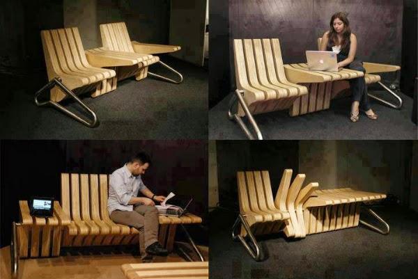 Creative and Unique Furniture Ideas 17