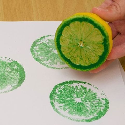 Stamp your favorite fruit shape in your kitchen 2