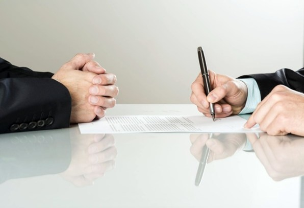 Sign the S&P Agreement