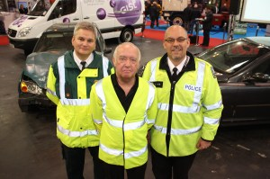 Life Saving Lorry Drivers 1