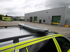 NEW HOME FOR AMBULANCES IN BIRMINGHAM 4