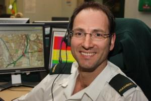 1 - CSD Paramedic Dave Tutty
