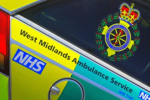 WMAS Logo on side of RRV 3