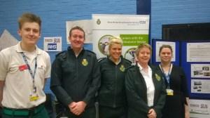 Bridgnorth Endowed School Careers Fair 7