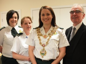 Hub Visit a Real Eye Opener for Lord Mayor of Birmingham 4