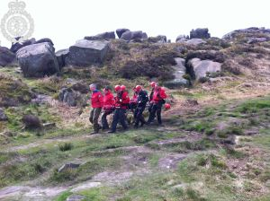 FALL FROM ROCK ON THE ROACHES 2 20-04-14