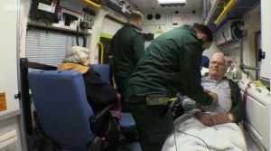Mark Treats dementia patient Philip