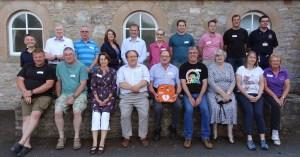 Much Wenlock Defibrillator Campaign 02-07-14