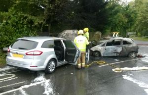 Alcester road rtc - 15.09.14