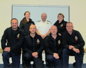 Bridgnorth Community First Responders - one of the first and still going strong