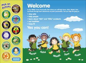 Junior Para medic iPad app 1