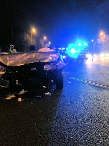 lucky escape on M42 200115 1