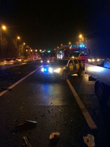 lucky escape on M42 200115 3