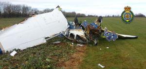 23 02 15 Light Aircraft crash