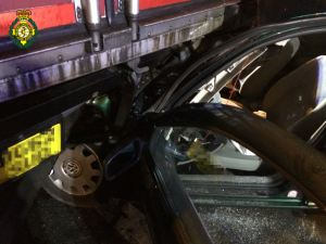 Car driver miraculously escapes serious injury in Coventry crash 2