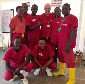 Mark Smith Ebola