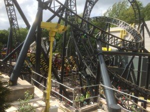 INCIDENT AT ALTON TOWERS 3