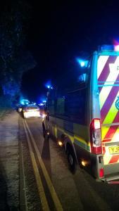 Cyclist dies in Handsworth Birmingham