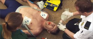 Do you know how to restart a heart