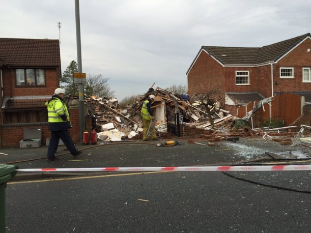 House Explosion (28-12-15) 10