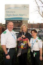 Lifesaving Equipment at Diglis Marina 2