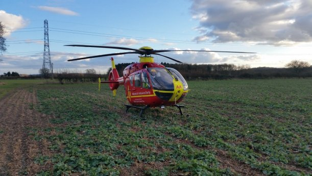 Airlfted from Boggy Field (19-02-16)