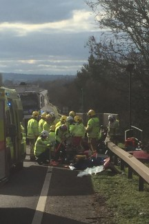 Woman Injured in RTC in Ross-on-Wye 3