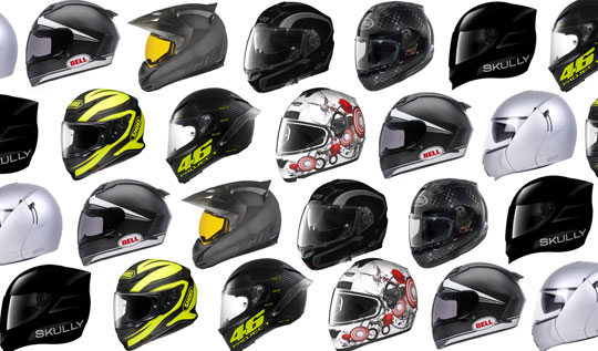 Campaigns - Motorcycle Helmets