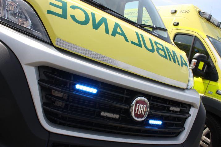 front ambulance lights 2018