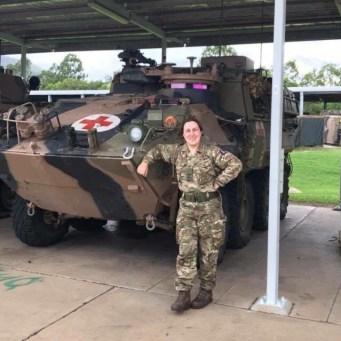 Military - Bec Drackley 1