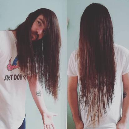 James - Hair