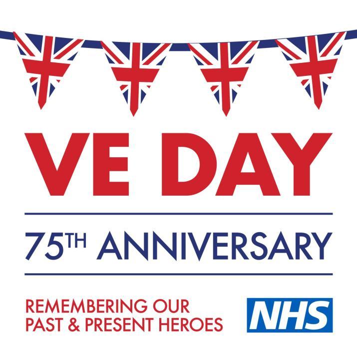 VE Day NHS