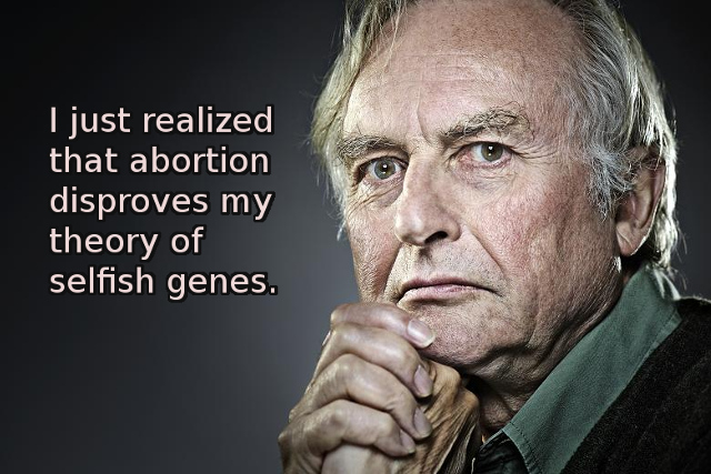 Dawkins Gets It Wrong Again Similar Is Not The Same William M Briggs